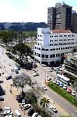 Rue de Nairobi - Villes du Kenya