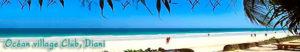 Hôtel Océan Village club Diani Beach Kenya