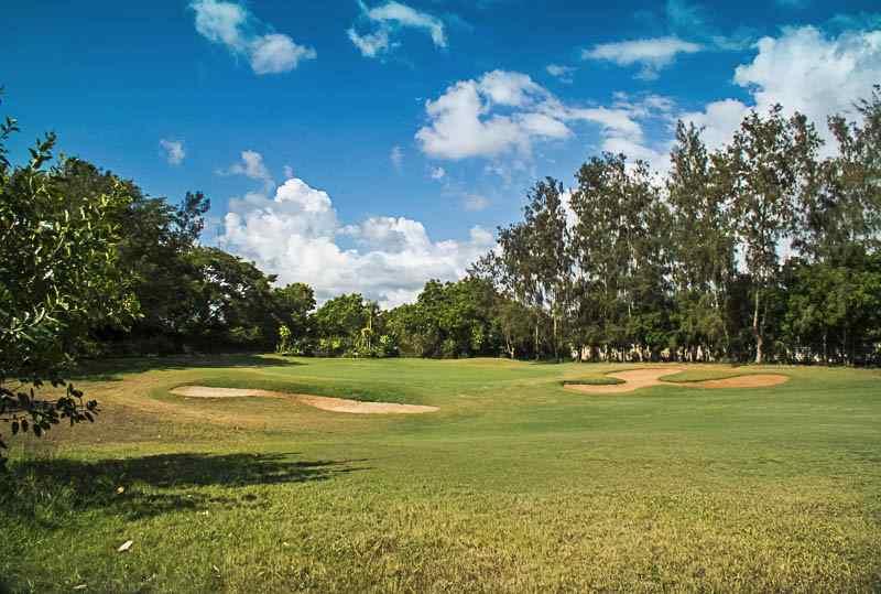 Golf de Diani - Hôtel Leisure lodge & golf Diani Beach Kenya