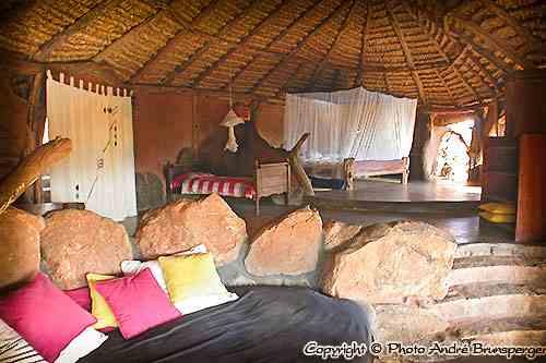 Chambre safari de luxe Tassia Lewa Downs
