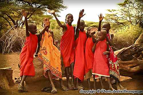 Enfants safari de luxe Tassia Lewa Downs